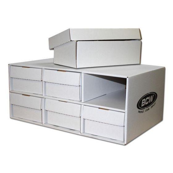 BCW Shoe-Box House+je 6 Shoe-Boxen/1600er(5ct)Haus