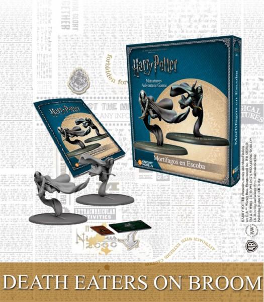 Harry Potter Mini Adventure Death Eaters on Broom