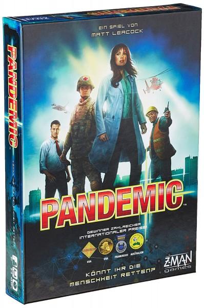 Pandemic - Grundspiel