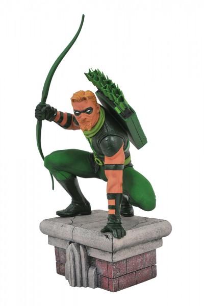 DC Gallery - Green Arrow Comic Figure