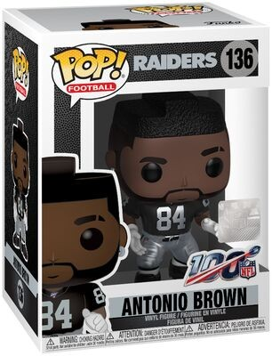 NFL - POP - Antonio Brown/Raiders