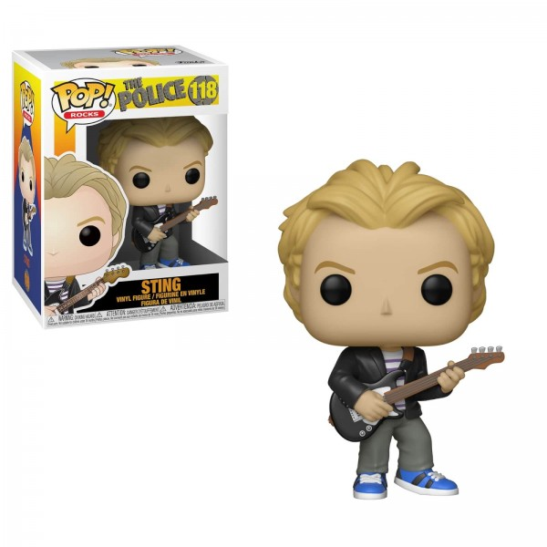 POP - Music - The Police - Sting
