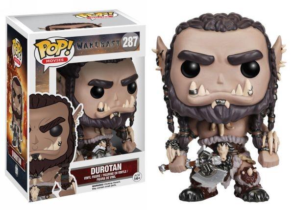 POP - Warcraft Movie - Durotan Fig.