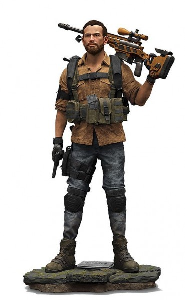 Tom Clancy's The Division 2 Brian Johnson 26cm Fig