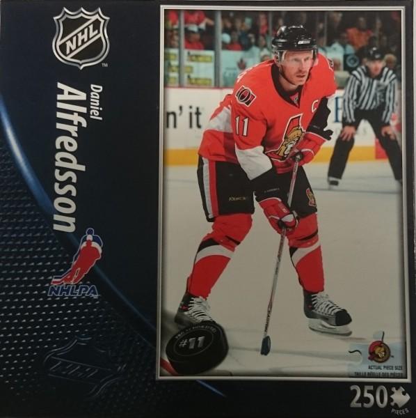 NHL 2009 Puzzle Daniel Alfredsson (250 Teile)