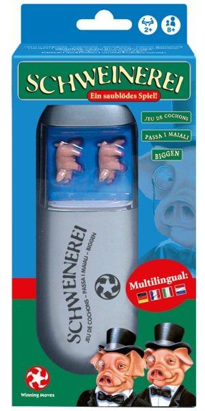 Schweinerei - Ein saublödes Spiel!