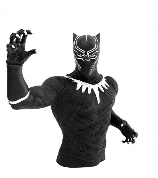 Captain America Black Panther Bust Bank (Spardose)