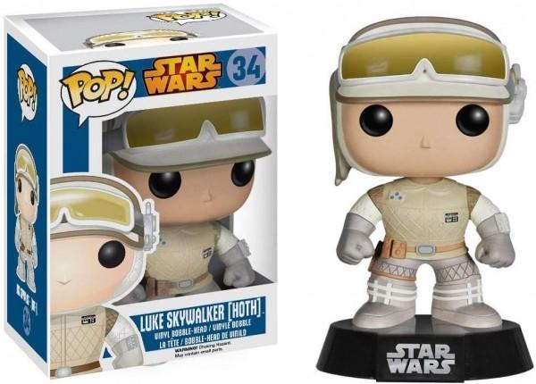 POP - Star Wars - Luke Skywalker (Hoth)
