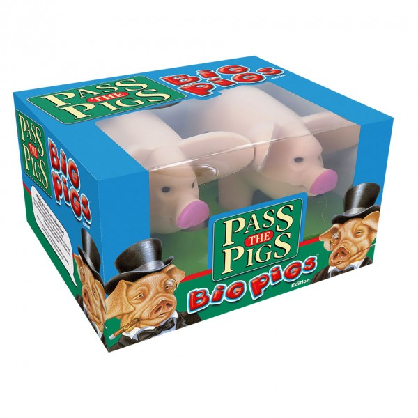 Pass the Pigs - Big Pigs (multilingual)