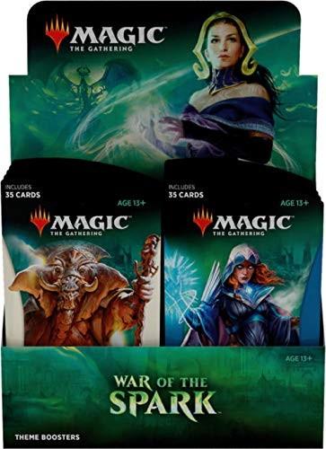 Magic War of the Spark (Theme Booster) EN