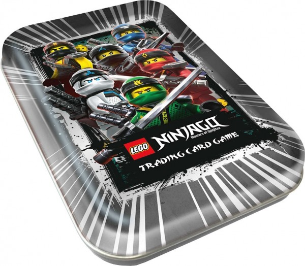 LEGO Ninjago Trading Card Game 3 (Mini-Tin) Black