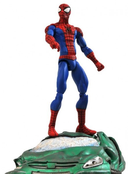 Marvel Select - Spider-Man Special Collec. Edition