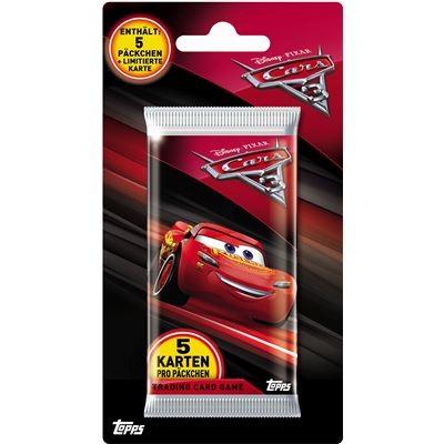 Disney Cars 3 - Trading Card Game (Blisterpack) DE