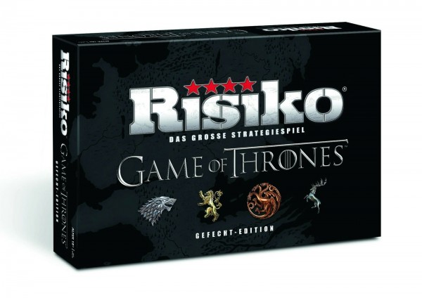Risiko - Game of Thrones Gefechts-Edition DE