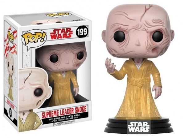 POP - Star Wars E 8 - Supreme Leader Snoke