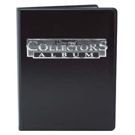 UP Einsteckalbum für 40 Karten schwarz