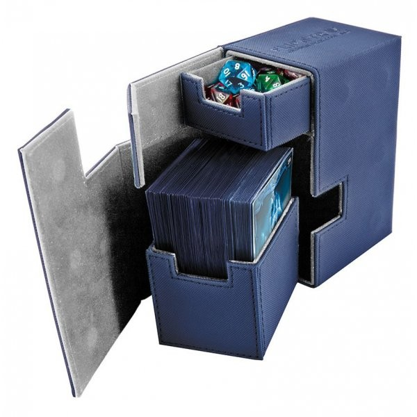 UG Flip`n`Tray Deck Case 80+ XenoSkin Blue