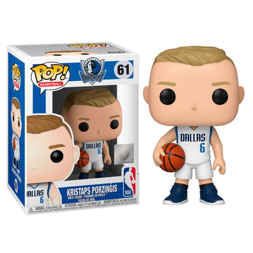 NBA - POP - Kristaps Prozingis / Dallas Mavericks