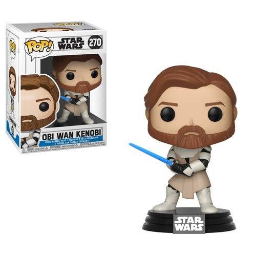 POP - Star Wars - Clone Wars - Obi Wan Kenobi