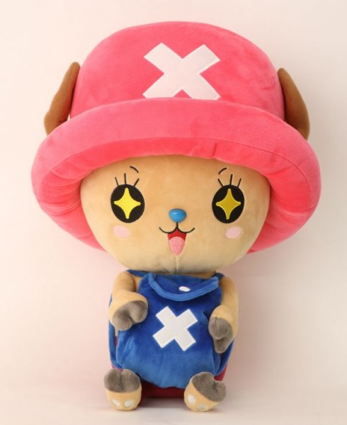 One Piece - New Chopper/Treasure Bag 45 cm Plush