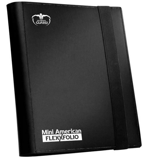 UG Mini American 9-Pocket FlexXfolio Black