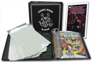 BCW Comic Book Collector Starter Kit