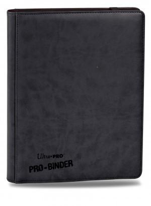 UP Premium Pro Binder für 360 Karten black/schwarz
