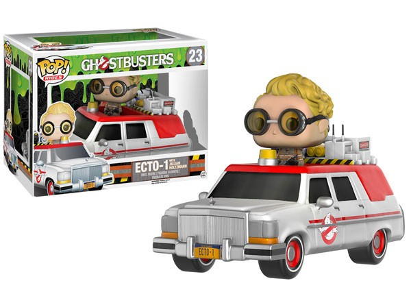 POP RIDES - Ghostbusters 2016 - ECTO-1