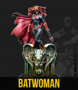 Batman Miniature Game - Batwoman