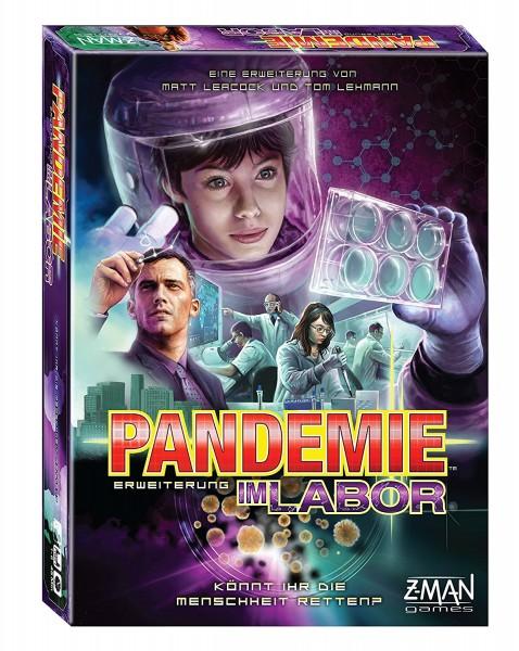 Pandemie - Im Labor (2. Erweiterung)