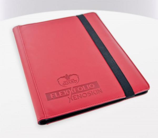 UG 9-Pocket FlexXfolio XenoSkin Red