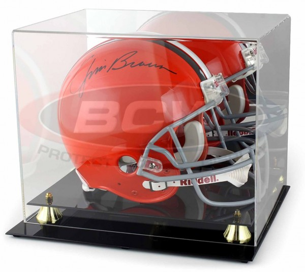 BCW Acrylic Helmet Holder with Mirror