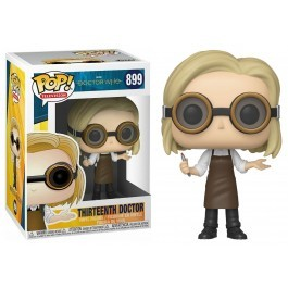 POP - Doctor Who - 13th Doctor with Glases