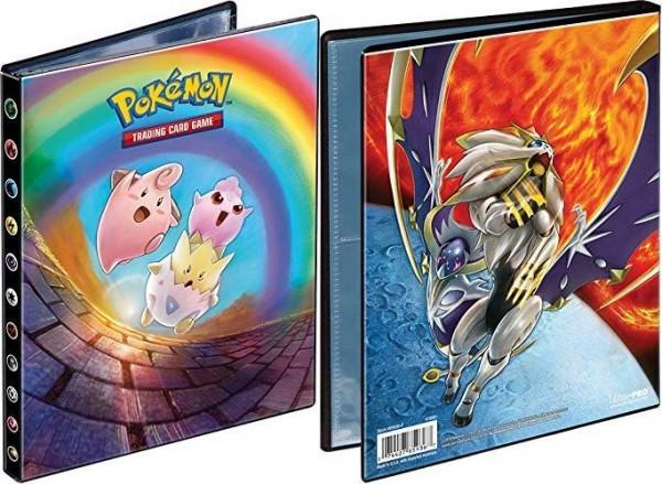 Pokémon Tauschalbum klein Sonne und Mond 12
