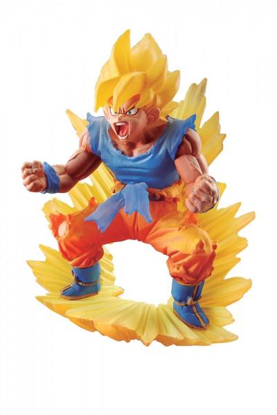Dragonball Super Dracap Memorial Super Saiyan Son