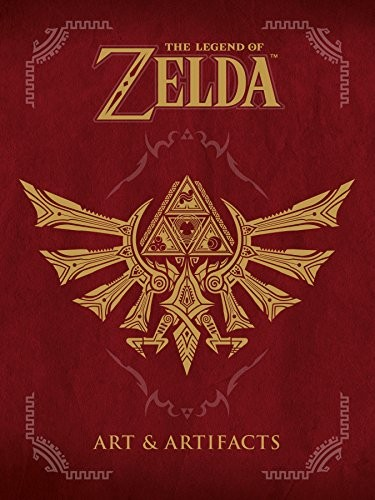The Legend of Zelda: Art & Artifacts (Engl.)