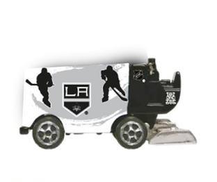 NHL 2012 Los Angeles Kings Zamboni