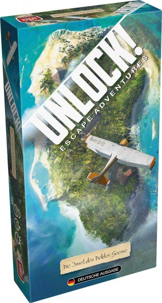 Unlock! - Die Insel des Doktor Goorse - DE
