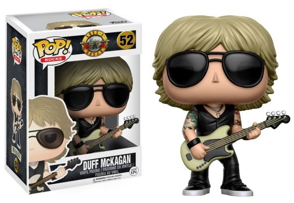 POP - Musik - Guns n' Roses - Duff McKagan