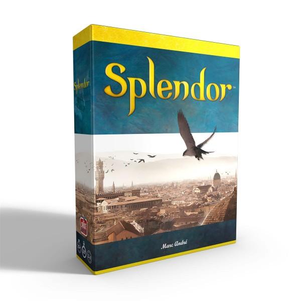 Splendor - Grundspiel (neues Cover)