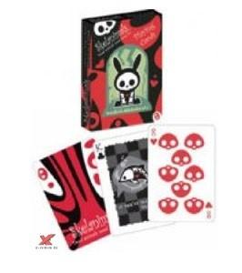 Skelanimals Playing Cards (52 Spielkarten)