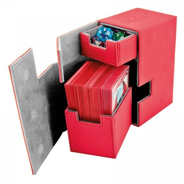 UG Flip`n`Tray Deck Case 80+ XenoSkin Red