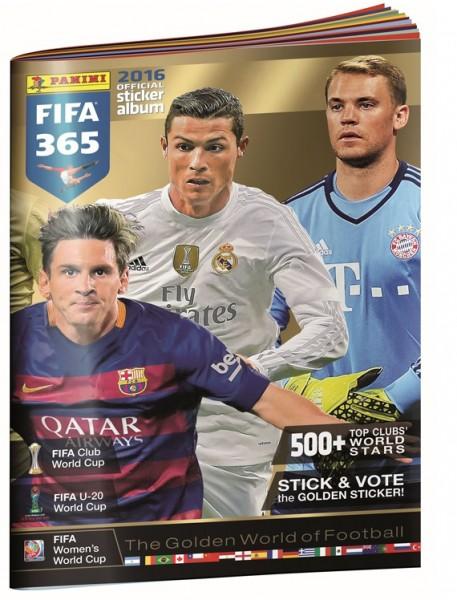 2015 FIFA 365 Sticker Album