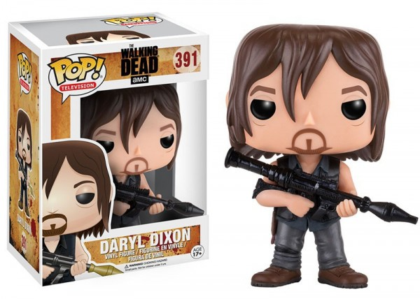 POP - The Walking Dead - Daryl Dixon