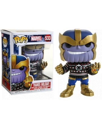 POP - Marvel Holiday - Thanos (Holiday)