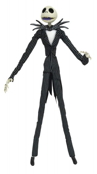 Nightmare Before Christmas Jack Skellington Deluxe