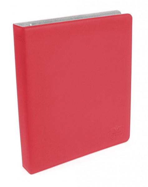 UG Supreme 3-Ring Binder XenoSkin Slim Red