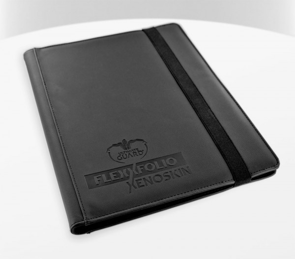 UG 9-Pocket FlexXfolio XenoSkin Black