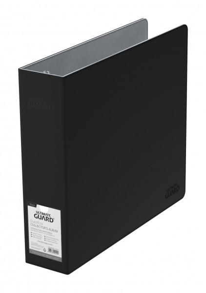 UG Supreme QuadRow 3-Ring Binder XenoSkin Black