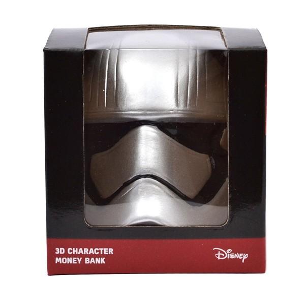 Star Wars Captain Phasma 3D-Moneybank/Spardose